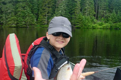 A Day on Sheehan Flowage