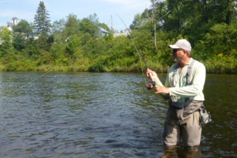 Learn to Spey Cast at Lopstick