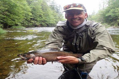 Early Season Fishing at Lopstick