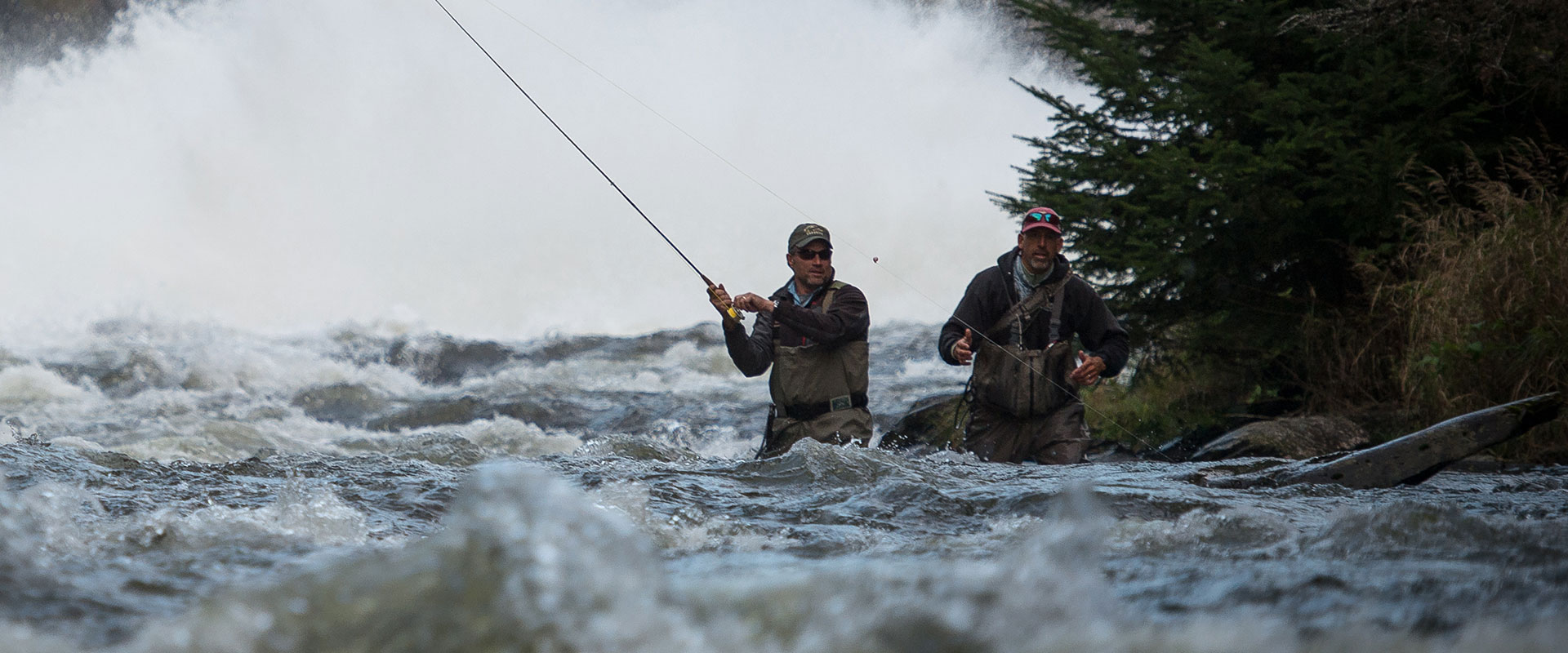 The lopstick fly fishing experience package lopstick for Best trout fishing in new hampshire