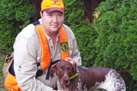Upland Bird Hunting Guide Sean Searles