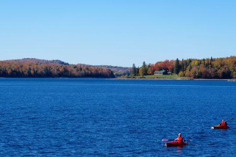 Enjoy Fall Foliage at Lopstick