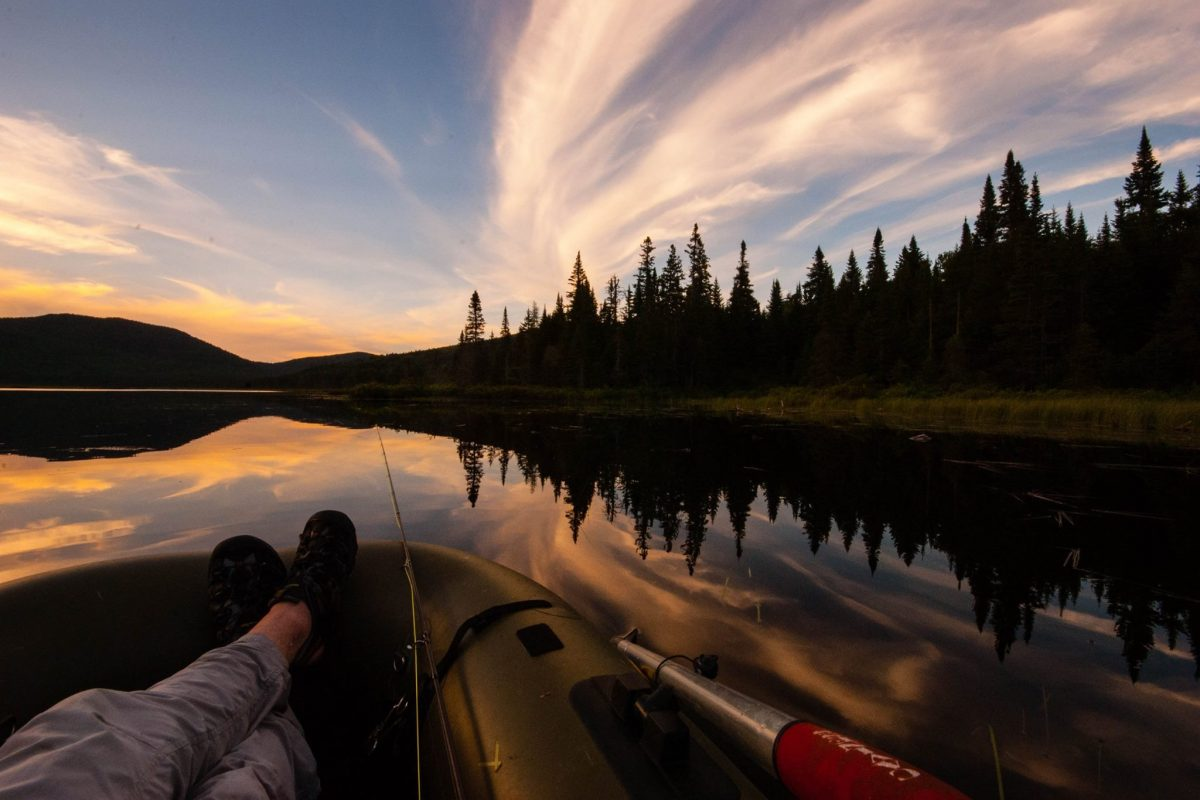 """A Guide to """"Fly Fishing Only"""" Ponds 