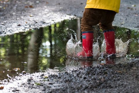 5 Ways to Enjoy a Rainy Day