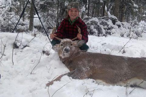 Youth Deer Hunting Weekend