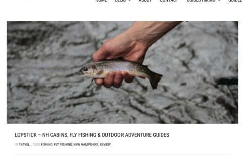 Nh Cabins, Fly Fishing & Outdoor Adventure Guides