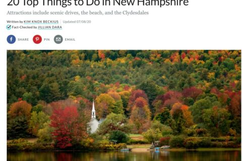 20 Top Things to Do in New Hampshire